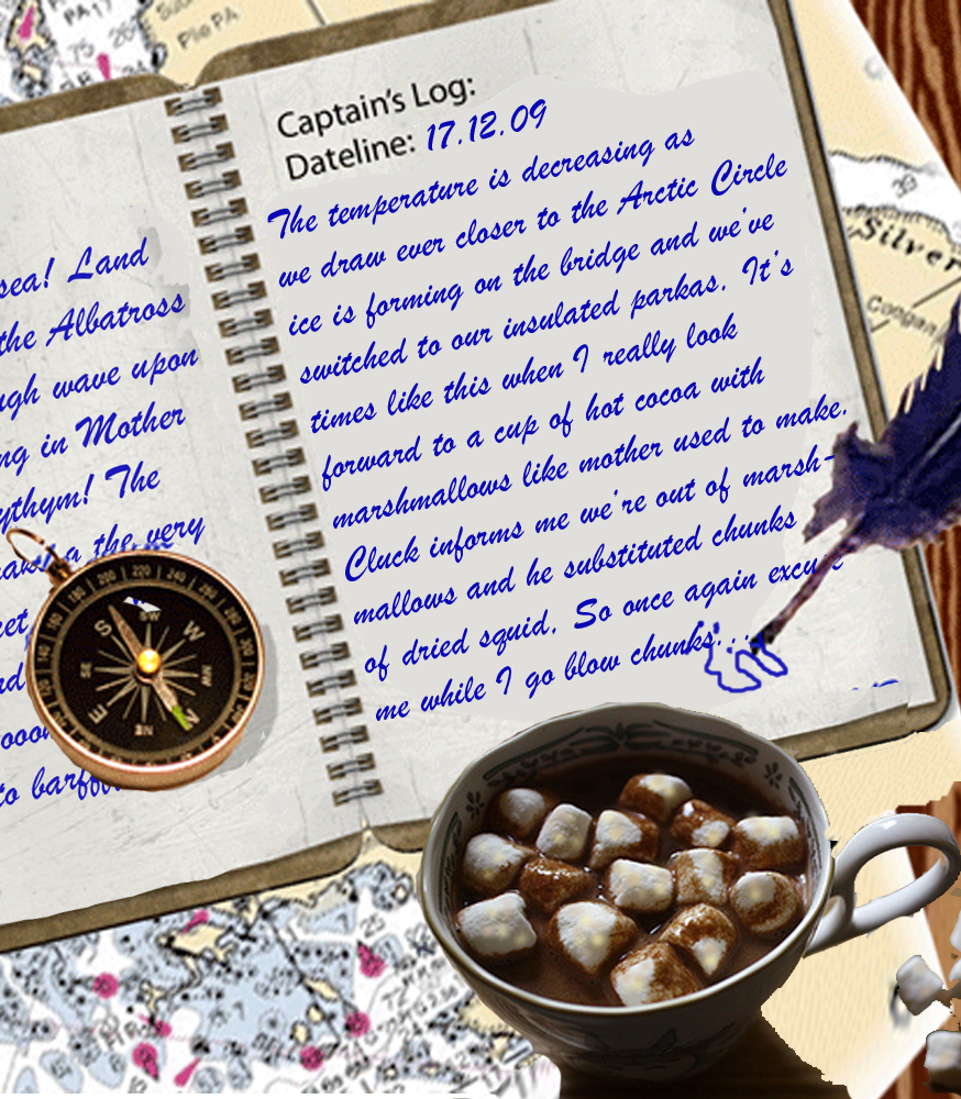 Captain's Log #12 – The Adventures of Lewis and Cluck